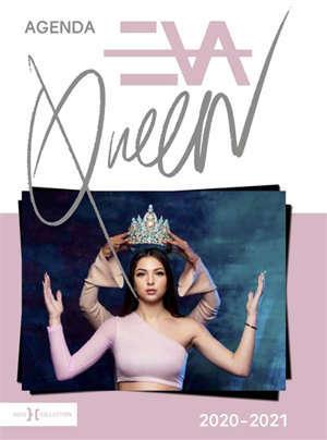 Eva Queen : agenda 2020-2021