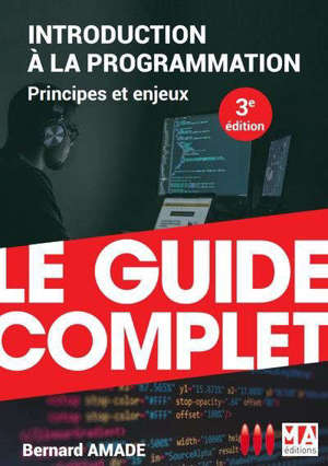 INTRODUCTION A LA PROGRAMMATION - PRINCIPES ET ENJEUX