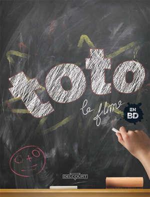 Les blagues de Toto, Les blagues de Toto : drôle d'aventure : la BD du film