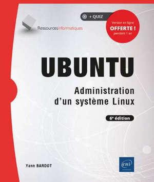 Ubuntu : administration d'un système Linux