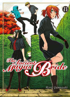 The ancient magus bride. Volume 11