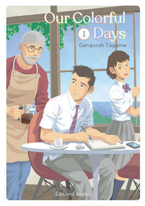 Our colorful days. Volume 1