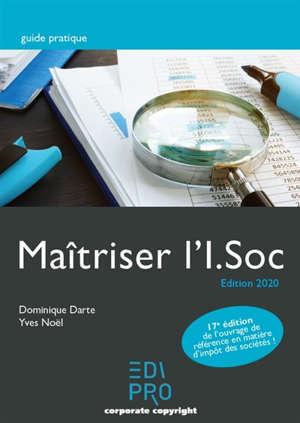 Maîtriser l'I-Soc : 2020-2021
