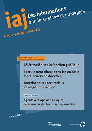 Informations administratives et juridiques. n° 5 (2020)