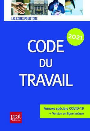Code du travail 2021