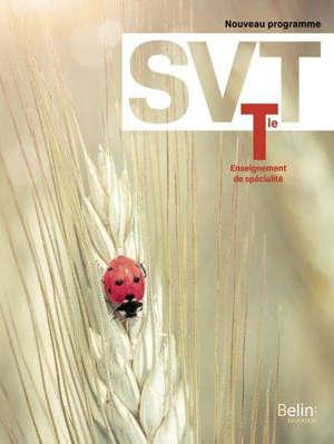SVT terminale, enseignement de spécialité : nouveau programme : grand format