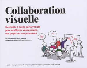 Collaboration visuelle : une boîte à outils performante pour améliorer vos réunions, vos projets et vos processus