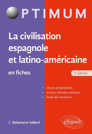 La civilisation espagnole et latino-américaine en fiches