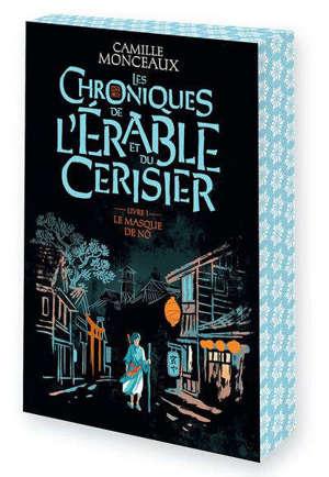 Les chroniques de l'érable et du cerisier. Volume 1, Le masque de nô