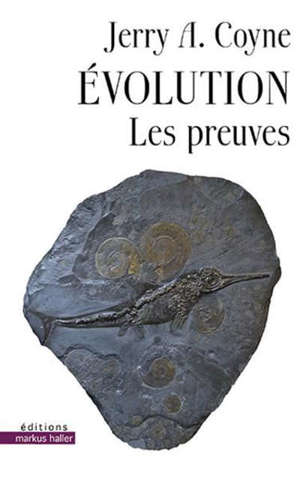 Evolution : les preuves