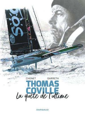 A bord avec Thomas Coville