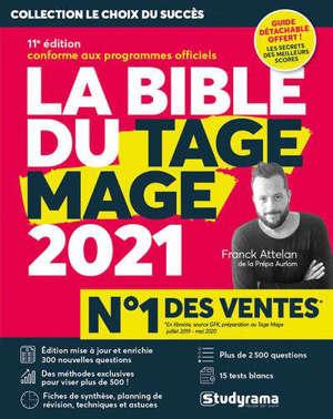 La bible du Tage Mage 2021