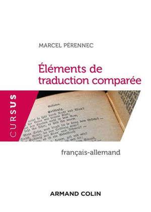 Eléments de traduction comparée français-allemand