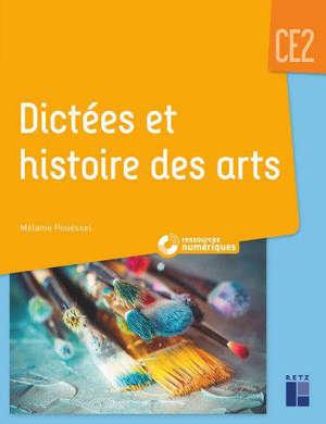 Dictées et histoire des arts, CE2