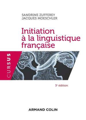 Initiation à la linguistique française