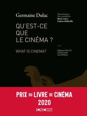 Qu'est-ce que le cinéma ? = What is cinema?