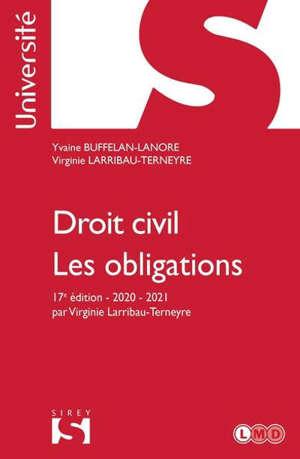 Droit civil : les obligations : 2020-2021