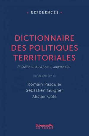 Dictionnaire des politiques territoriales
