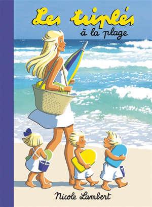 Les triplés, Les triplés à la plage
