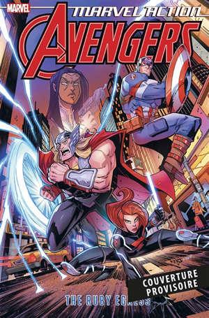 Marvel action Avengers. Volume 2, Le rubis portail