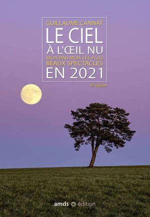 Le ciel à l'oeil nu en 2021 : mois par mois les plus beaux spectacles