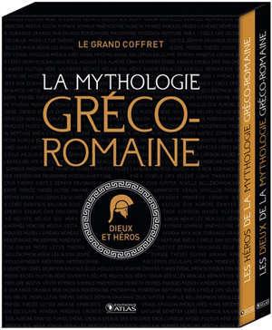 Le grand coffret de la mythologie gréco-romaine : dieux et héros