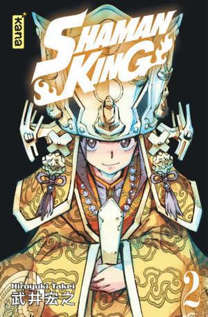 Shaman King : volume double. Volume 2
