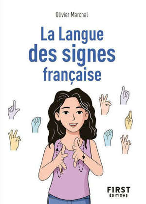 Petit livre de la langue des signes française