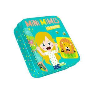 Les animaux : mini mimes