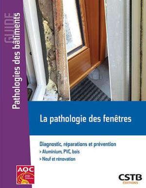 La pathologie des fenêtres : diagnostic, réparations et prévention