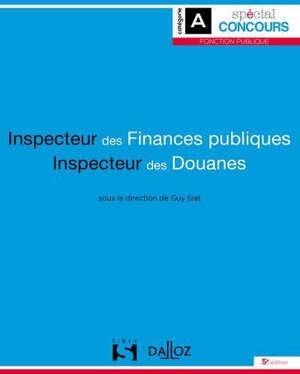 Inspecteur des finances publiques et inspecteur des douanes