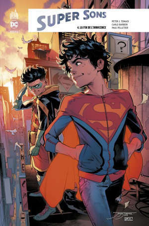 Super sons. Volume 4