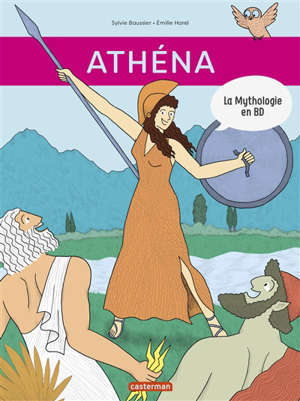 La mythologie en BD. Volume 14, Athéna