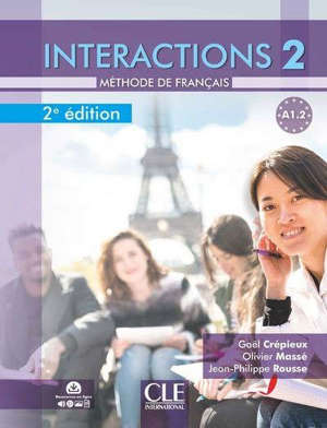 Interactions 2, A1.2 : méthode de français