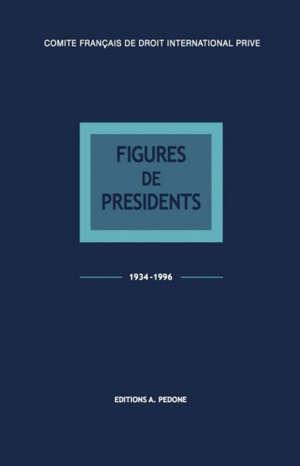 Figures de présidents : 1934-1996