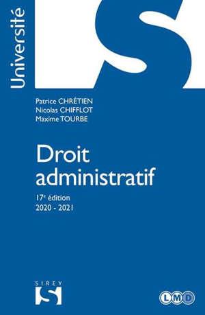 Droit administratif : 2020-2021
