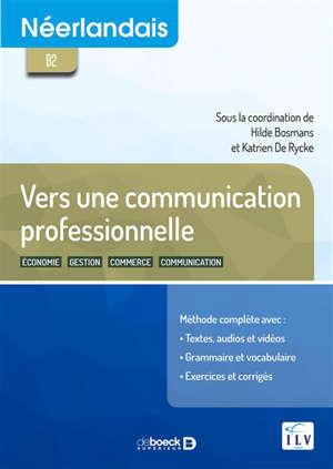 Néerlandais : vers une communication professionnelle
