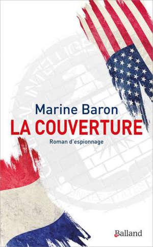 La couverture : roman d'espionnage