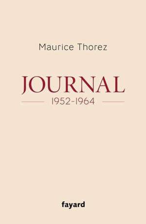 Journal : 1952-1964
