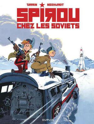 Les aventures de Spirou et Fantasio, Spirou chez les soviets