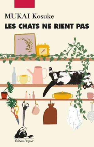 Les chats ne rient pas