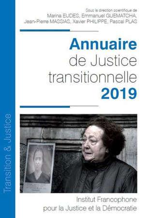 Annuaire de justice transitionnelle : 2019