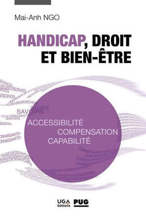 Handicap, droit et bien-être : accessibilité, comprensation, capabilité