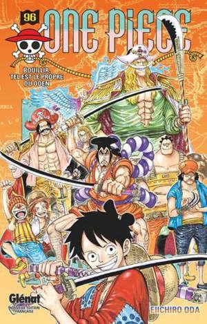 One Piece : édition originale. Volume 96, Bouillir, tel est le propre du Oden