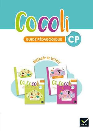 Cocoli CP : guide pédagogique + les audios