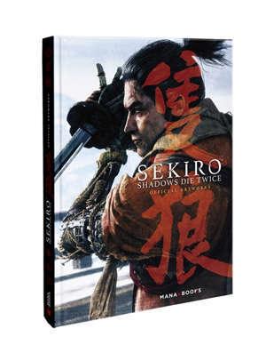 Sekiro : shadows die twice : official artworks