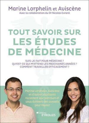 Tout savoir sur les études de médecine : suis-je fait pour médecine ? Qu'est-ce qui m'attend les prochaines années ? Comment travailler efficacement ?