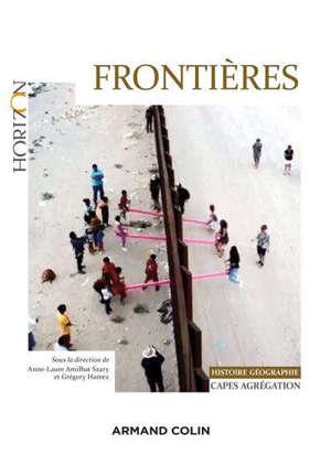 Frontières : Capes-agrégation histoire gégographie
