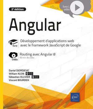 Angular : développement d'applications web avec le framework JavaScript de Google