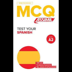 Test your Spanish, level A2 : MCQ, multiple-choice questions